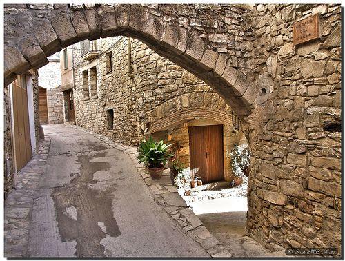 Guimerà, Lleida (Spain).    by SantiMB