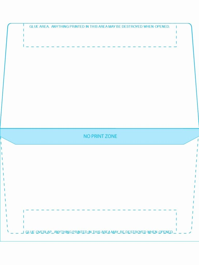 Awesome 6 3 4 Remittance Envelope Template Envelope Template Envelope Design Template Templates