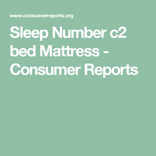 Find Out More About The Sleep Number Bed Mattress, Including Ratings,  Performance, And Pricing From Consumer Reports.