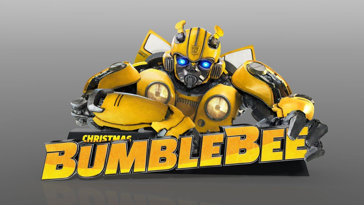 394806724 Transformers Bumblebee Movie Animated Standees Appearing in US ...