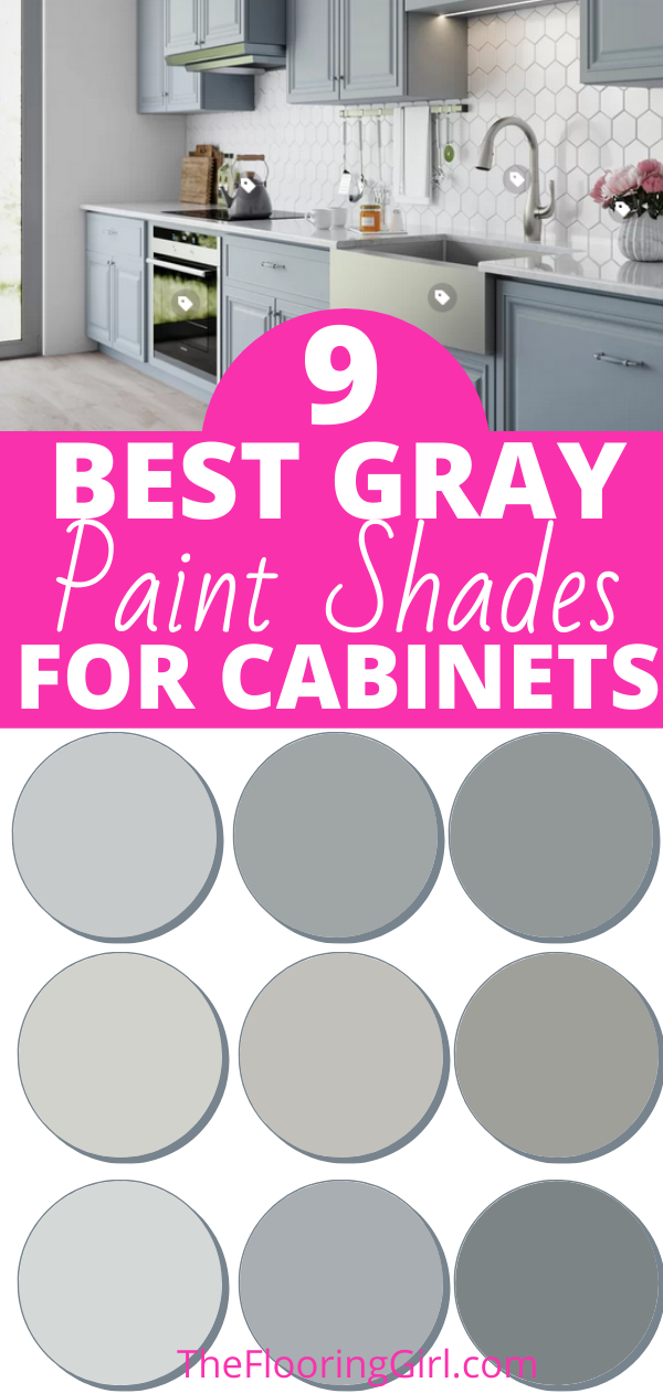 Best Paint Colors For Kitchen Cabinets And Bathroom Vanities