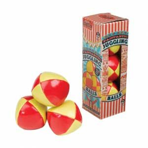 Juggling Balls Set of 3 | Learn to Juggle | Shop At-JM Cremps Adventure Store