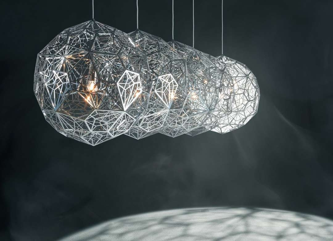 Living In The Shadows: Five Lighting Fixtures That Create Crazy Silhouettes  - Architizer