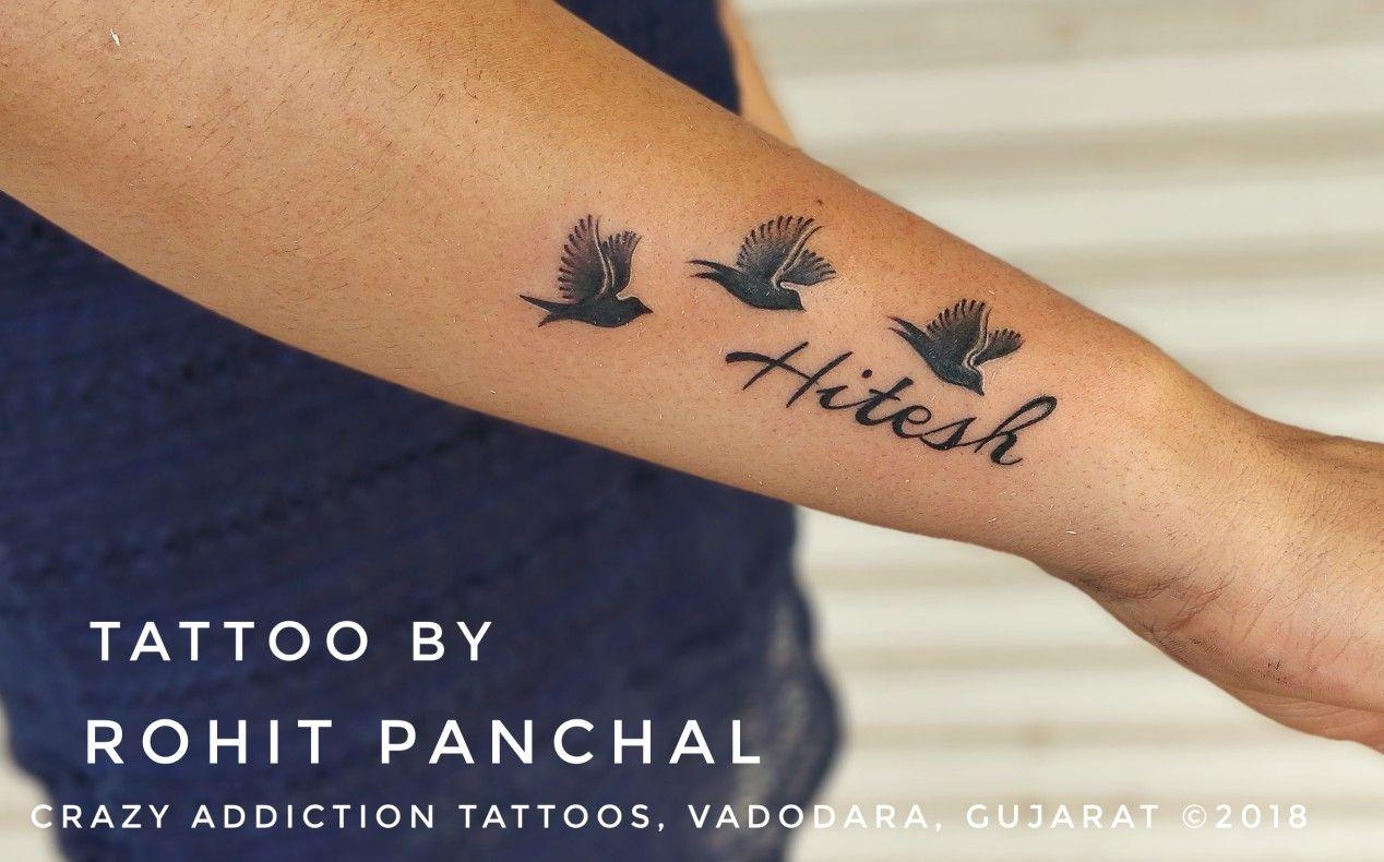 Pin On Birds Tattoo Designs