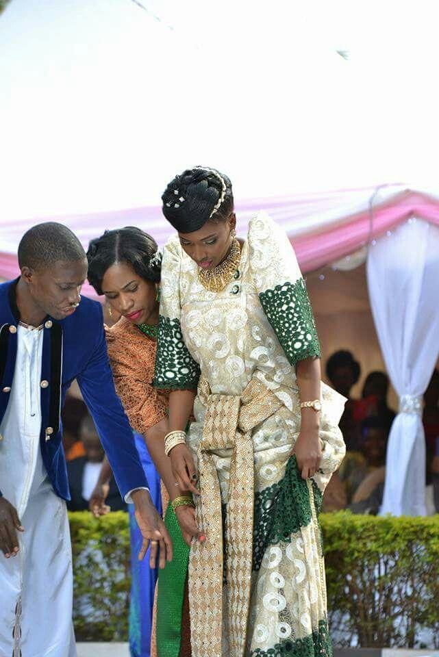 Pin by mupa katumba on African weddings | African dress ...