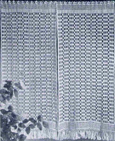 Crochet Pattern Central - Free Window Accent Crochet Pattern Link ...