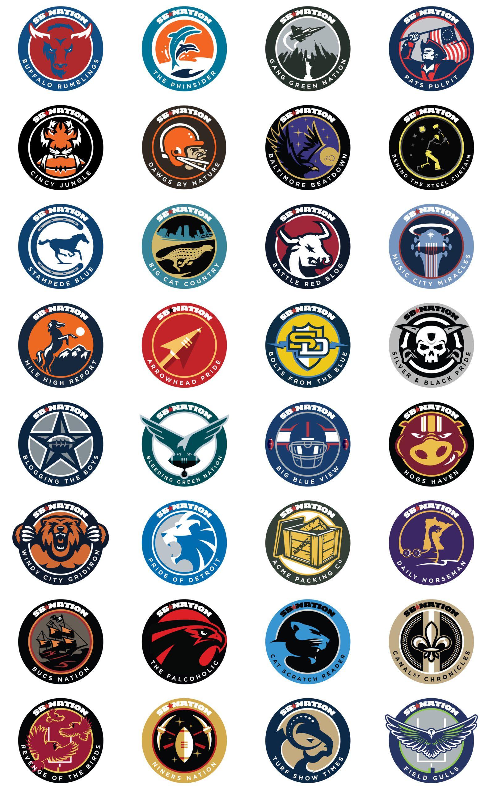 New SB Nation NFL logos  1ac81e5e218