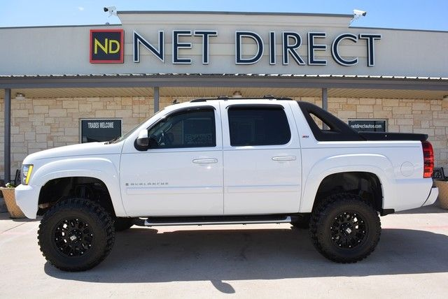2009 Chevrolet Avalanche Lt2 Lifted 4wd Fort Worth Tx Net