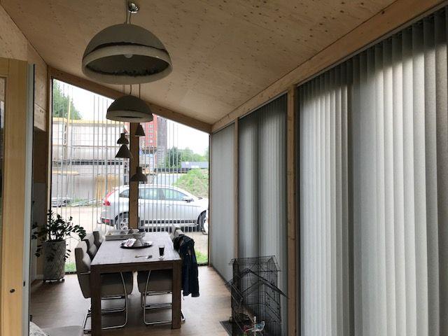 Luxaflex jaloezie raamdecoratie interieur binnenkijker