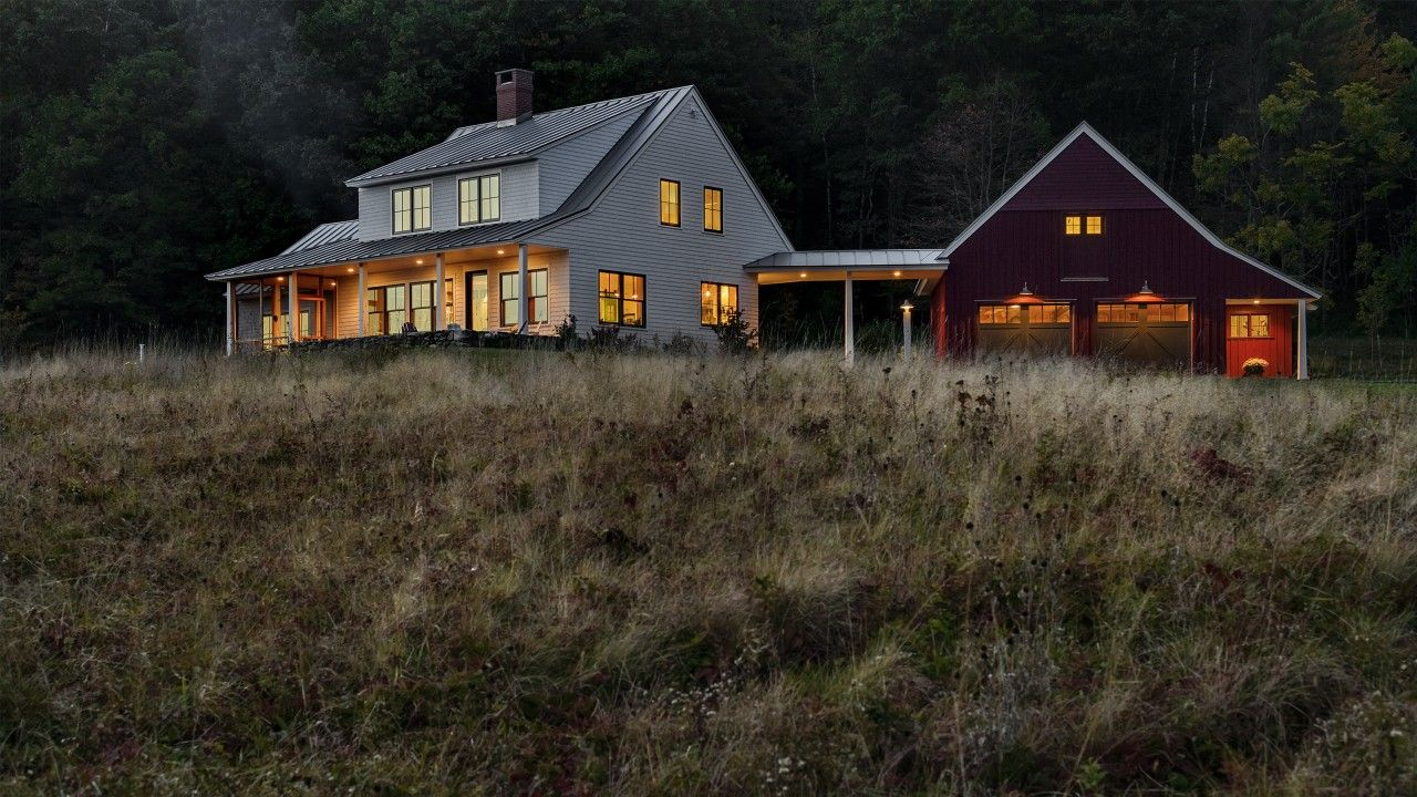 Whitten Architects New England Home And Maine Cottage Design Architects New England Homes Building A House Farmhouse Photographs