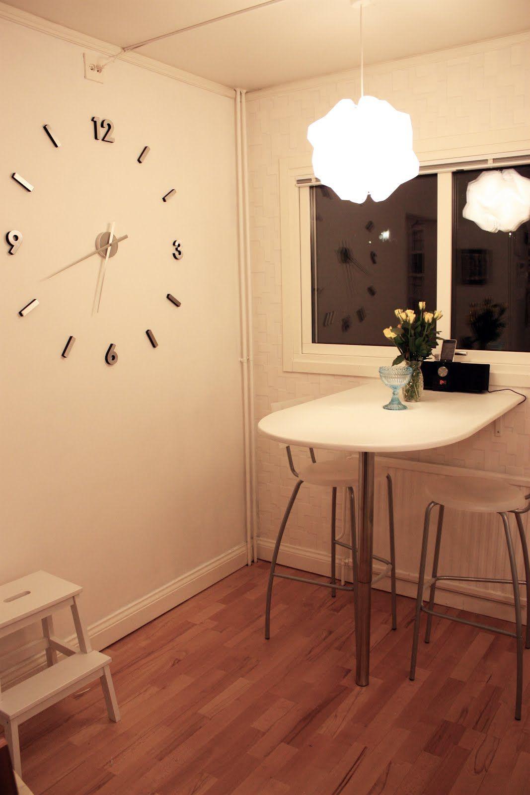 Love the wall clock idea. | DIY | Pinterest | Best Clock ideas, Wall ...