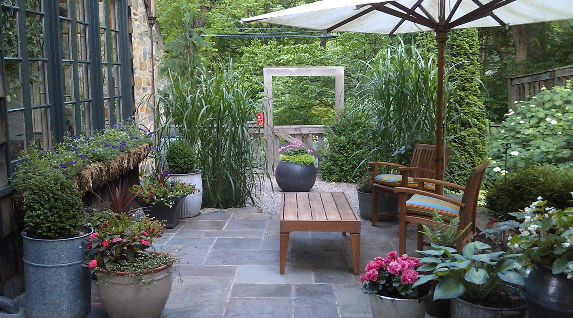 east coast garden finds its true cottage identity garden design