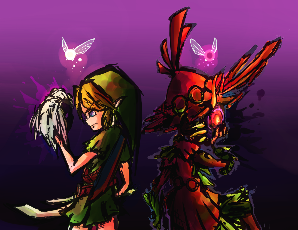 Majora's Mask by しーも