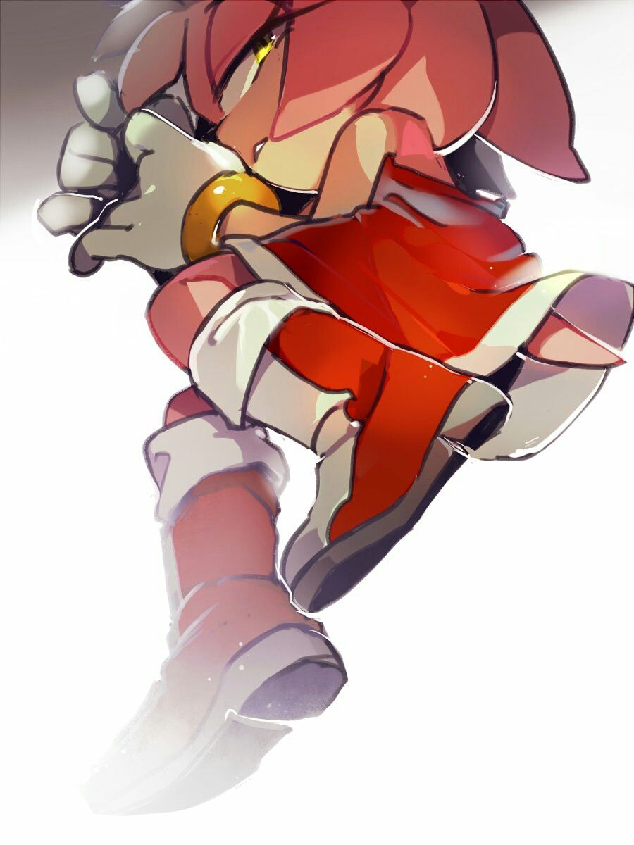 Amy Rose Amy The Hedgehog Amy Rose Sonic And Amy