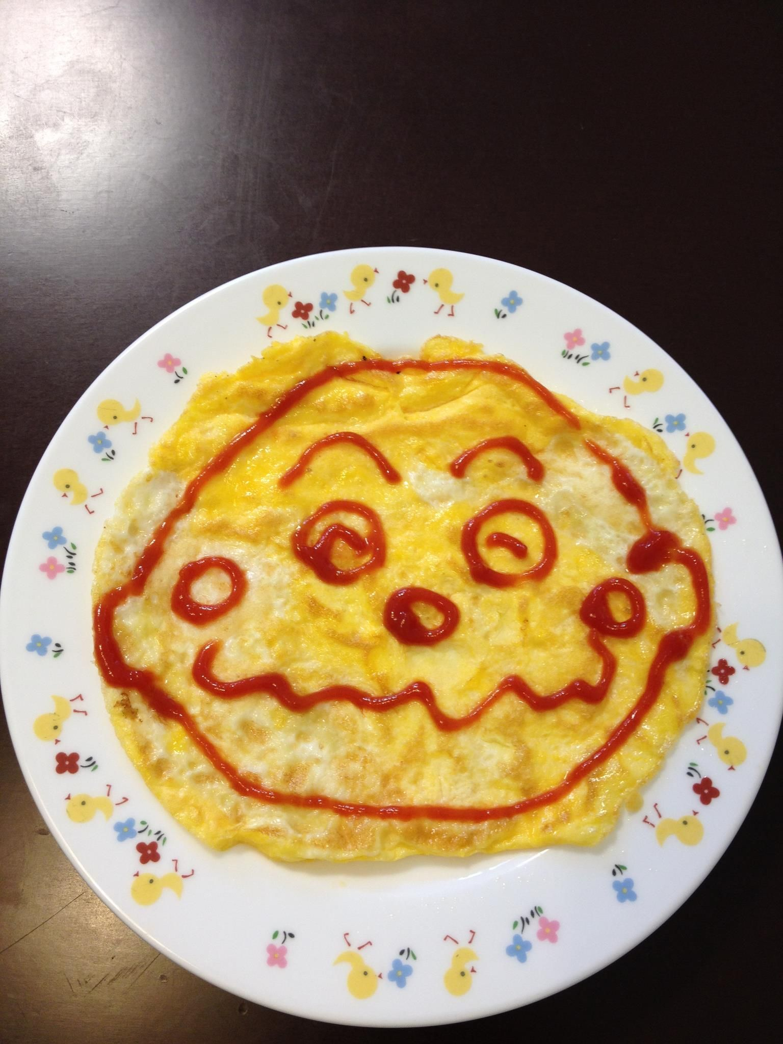 Currypanman from Anpanman