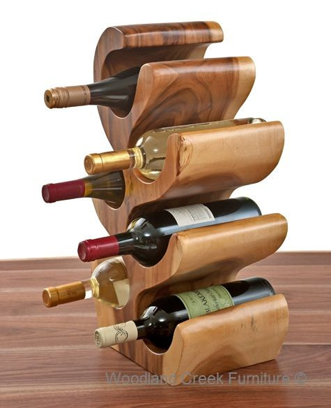 Unique wine gifts wine decor wine bottle racks and wine themed accessories all handcrafted from solid wood forged metal by talented artisans