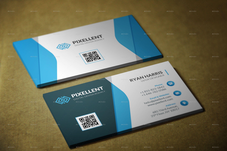 Corporate Business Card Template Corporate Business Card Business Card Template Corporate Business