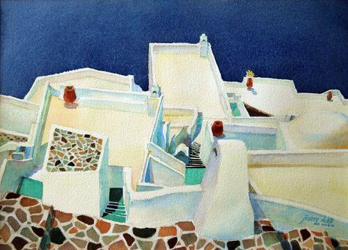 Jeanne Dobie | Art aquarelle | Pinterest | Art academy ...