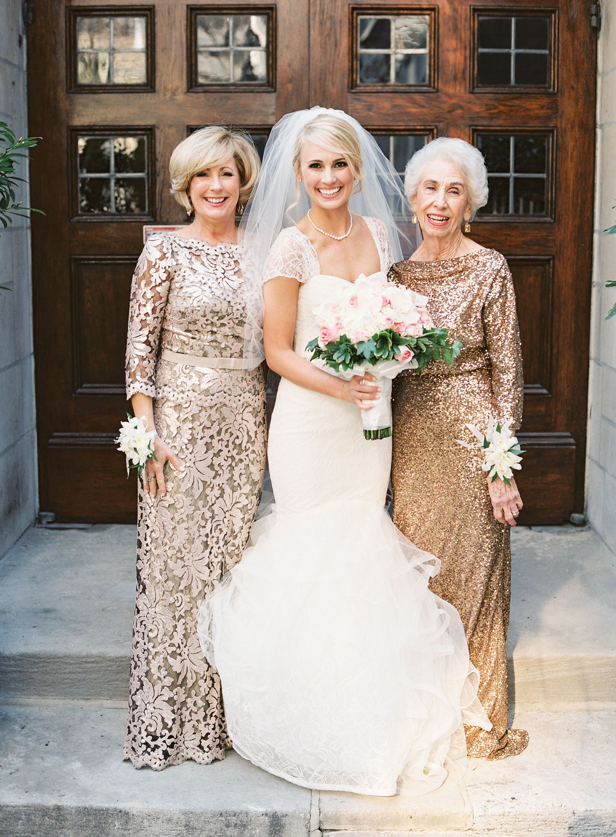 A Dream City Wedding With a Vera Wang Gown -   17 dress Mother Of The Bride daughters ideas