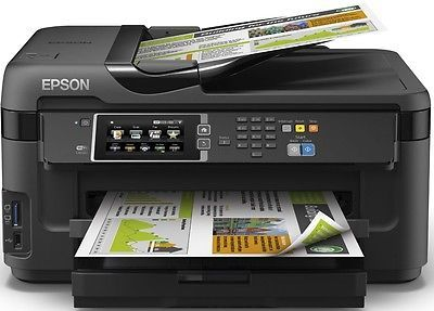 Epson WorkForce WF-7610DWF A3+ Colour Inkjet MFP with Fax - BRAND NEW - http://www.computerlaptoprepairsyork.co.uk/printers/epson-workforce-wf-7610dwf-a3-colour-inkjet-mfp-with-fax-brand-new