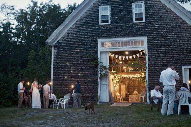 Local Wedding Venues Near Me: Farm Wedding, Maine
