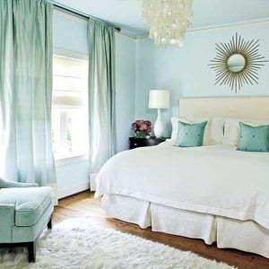 Light Teal Blue Bedroom Design Home