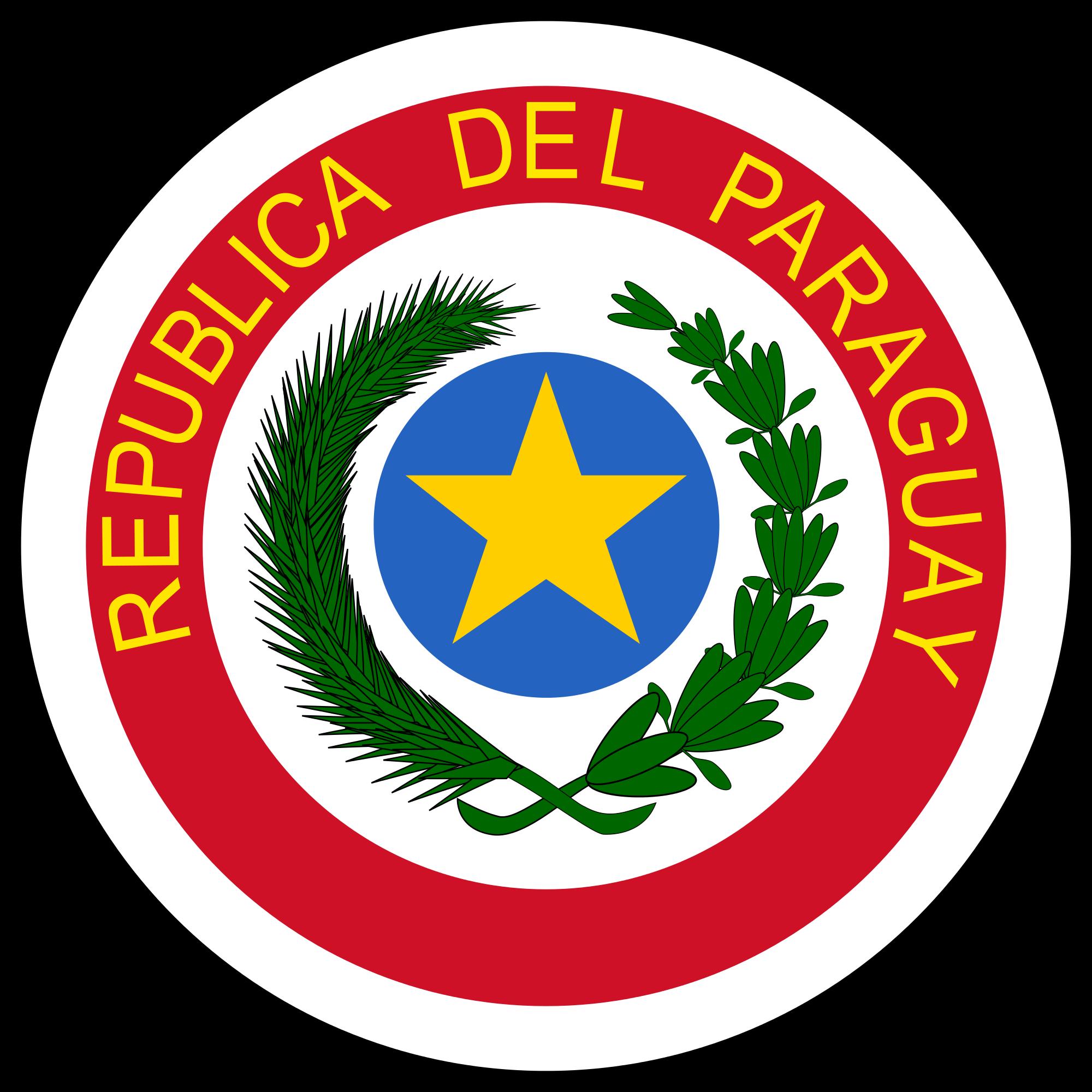 Escudo Fuente:wikipedia   Republica del Paraguay   Pinterest ...
