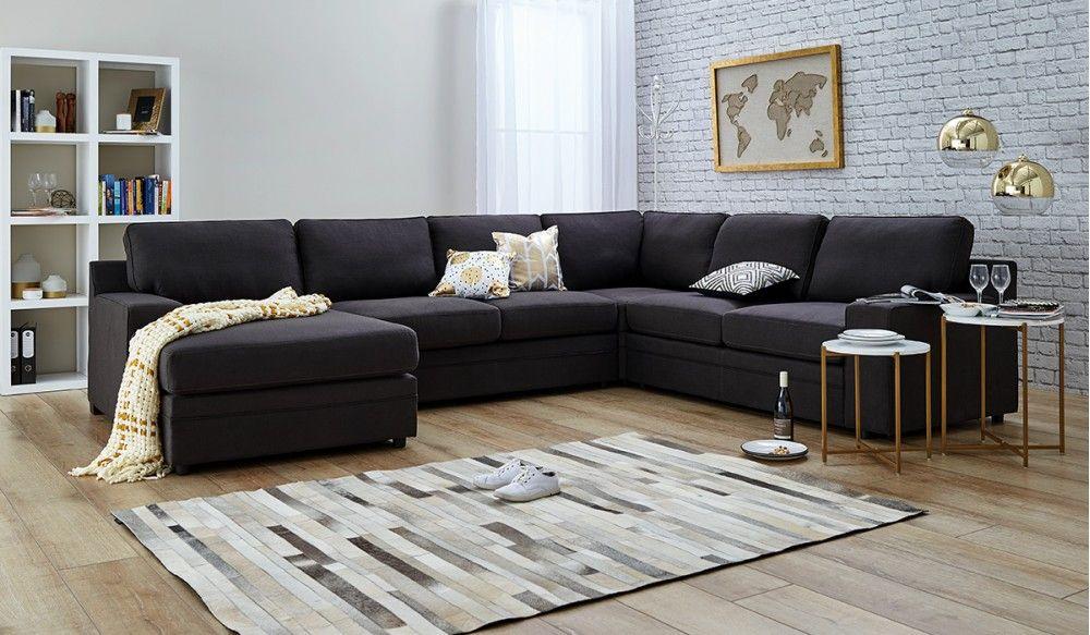 Harper Corner Lounge Furniture Lounge Suites Lounge