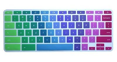 Casebuy Colorful Silicone Keyboard Protector Cover Skin For Acer