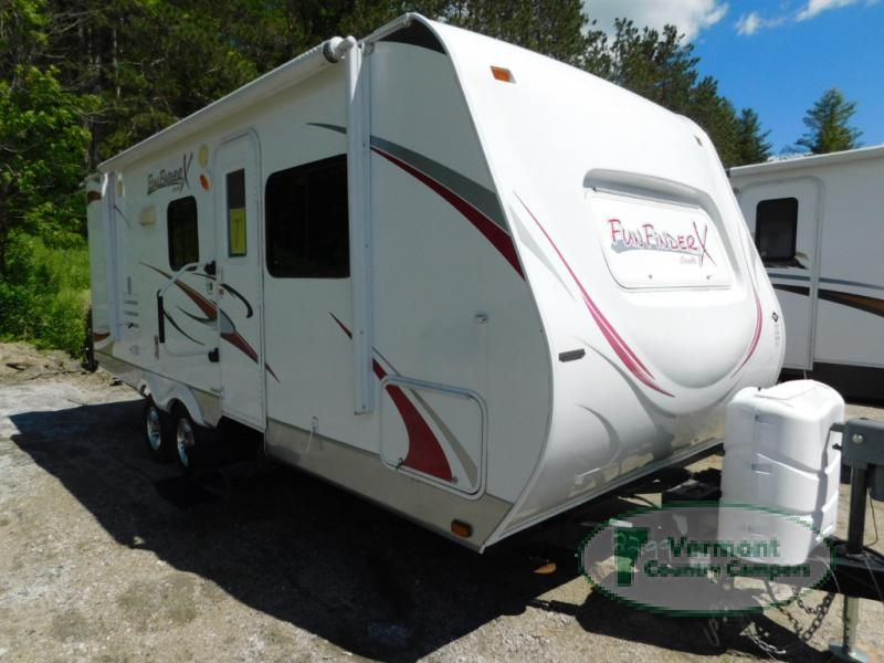Used 2011 Cruiser Fun Finder X X214 WSD Travel Trailer at
