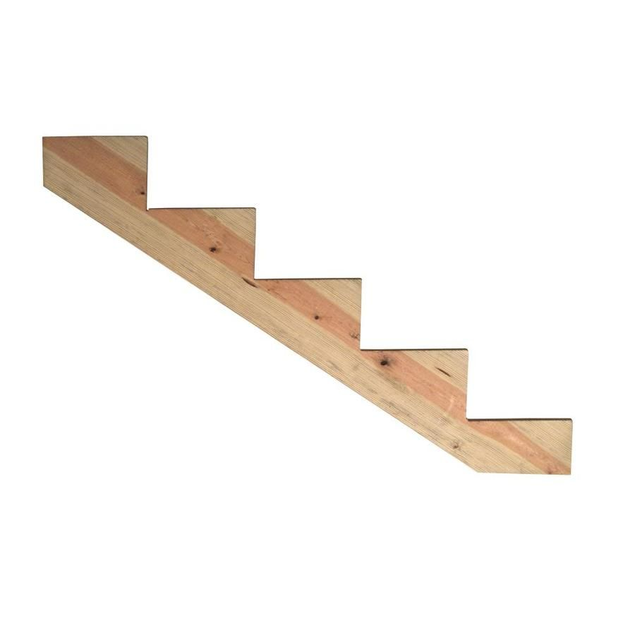 Best Severe Weather 5 Step Pressure Treated Pine Deck Stair 640 x 480