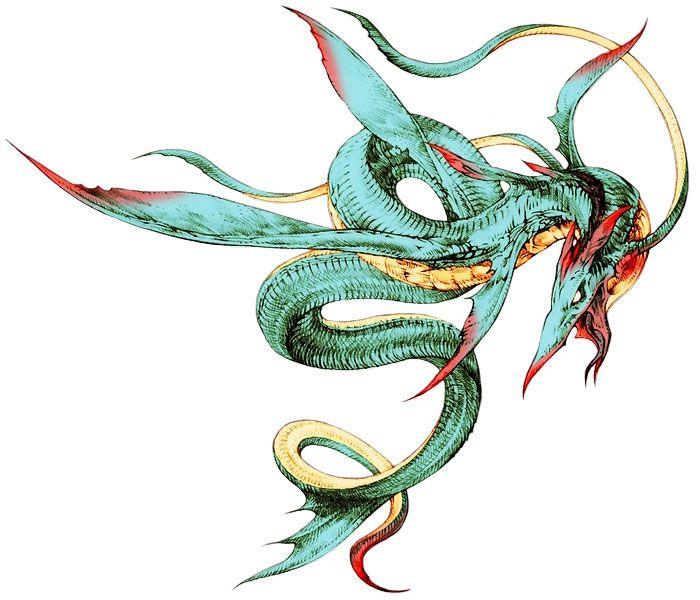 Final Fantasy Explorers Concept Art