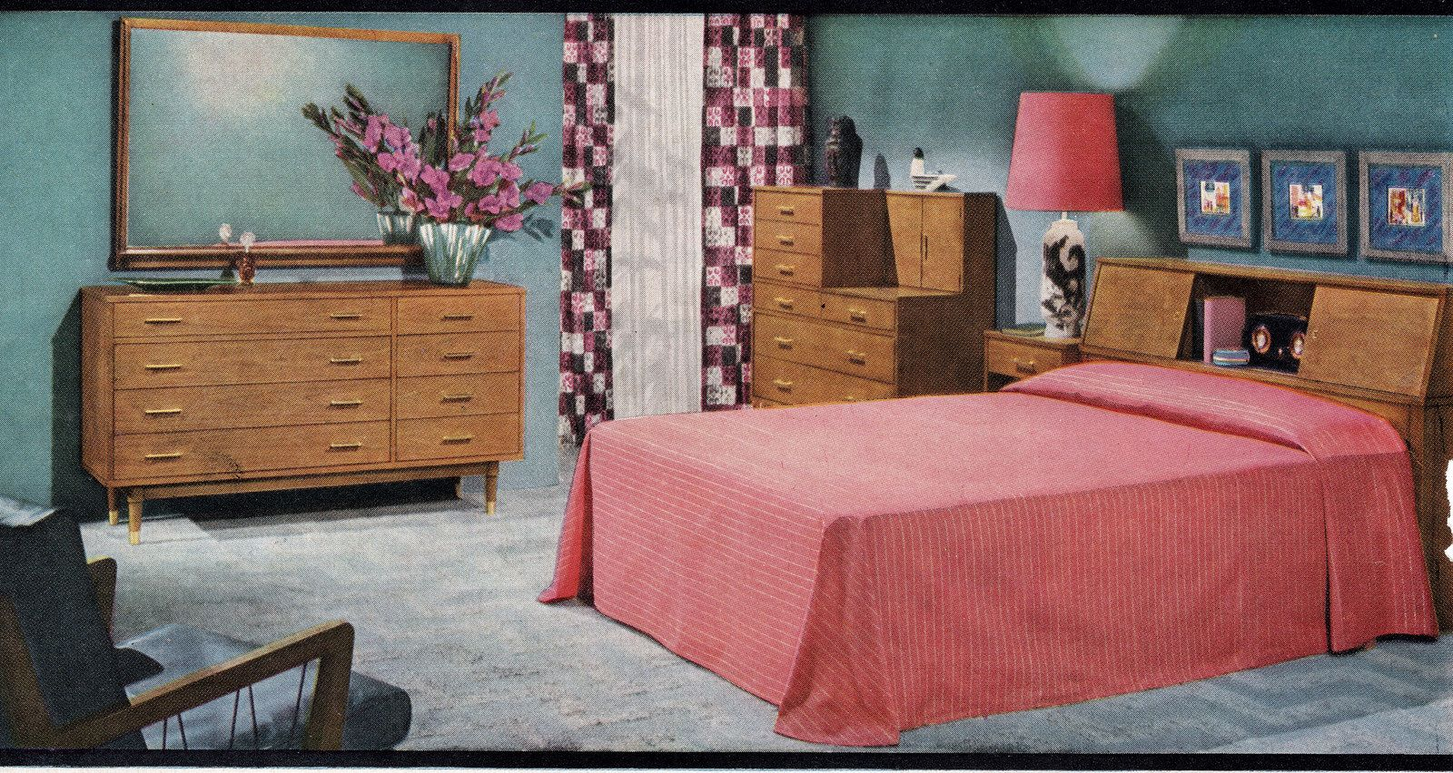 Best Drexler Furniture 1955 With Images Furniture Mid 640 x 480