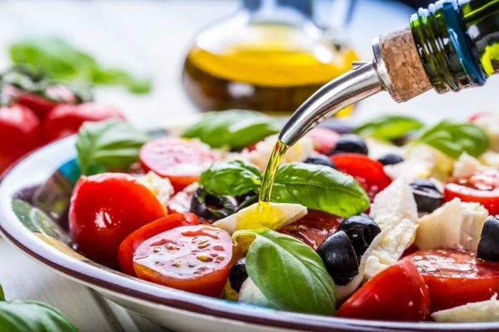 idee salade d ete cool recettes salades fraiches de. Black Bedroom Furniture Sets. Home Design Ideas