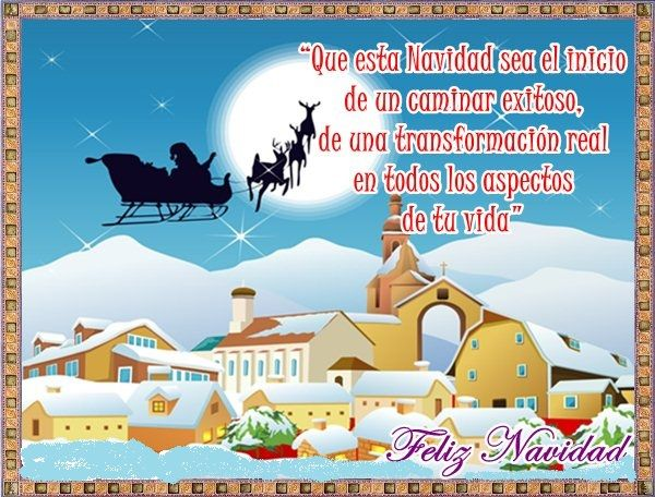 Frases Bonitas Para Facebook: Tarjetas De Navidad para Regalar ...
