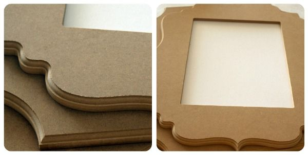 love these frames ... precut and nicely priced! | {Frame It ...