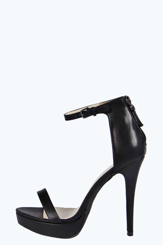 a74e2fe1d9071 Maria Skinny Strap Platform Heels alternative image Latest Fashion For Women