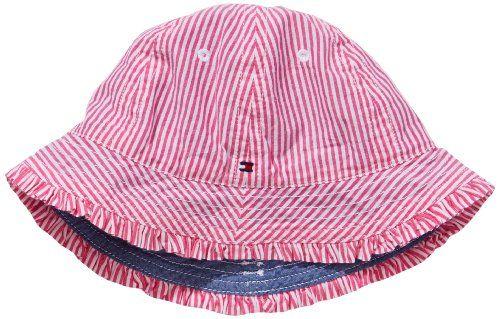 Tommy Hilfiger Girl's Hat -  Pink - Pink (679 SHOCKING PINK-PT) - 0-3 Months Tommy Hilfiger http://www.amazon.co.uk/dp/B00FEAZOC0/ref=cm_sw_r_pi_dp_OU-Ovb06W7GQX