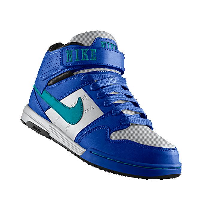 Oportuno Sinfonía Latón  NIKEiD. Custom Nike Air Mogan Mid 2 iD Boys' Shoe | Nike, Shoes, Nike id