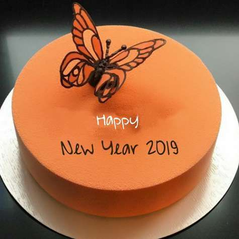 Happy New Year Cakes 2019 Yummy Cakes Of New Year Halloween In