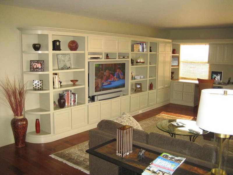 living room wall cabinets built%0A built in shelves around tv   built in shelving  tv over fireplace    basement   Pinterest   Shelving  Shelves and TVs