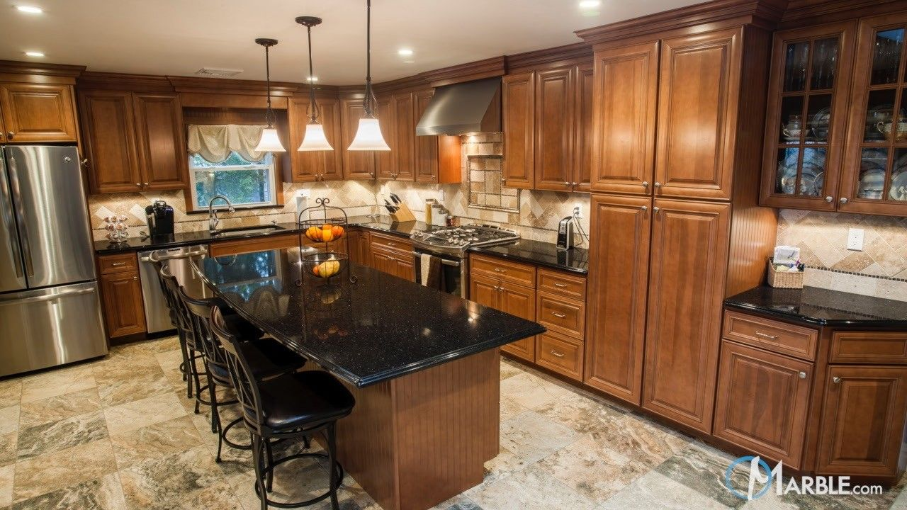For homeowners who are seeking a cozy kitchen, African
