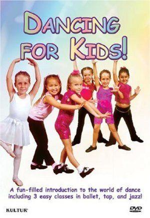 Dancing video for kids