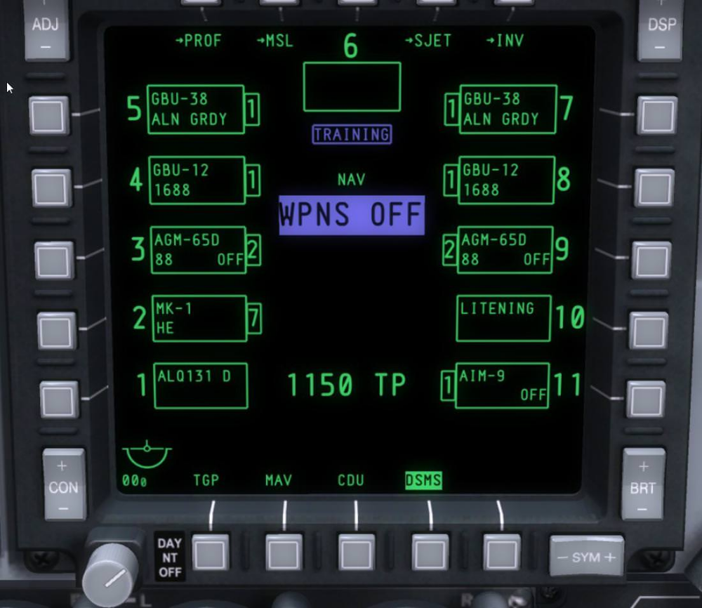 Ingame computer screen Flight simulator, Gaming