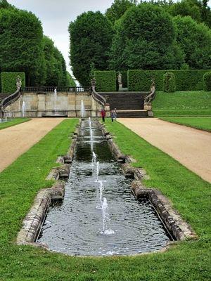 Gartengestaltung Dresden, wasserspiele gehören dazu: barockgarten großsedlitz, Design ideen