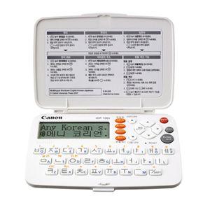 캐논 여행용 포켓 전자사전 IDP-100J,캐논,전자사전, IDP-100J