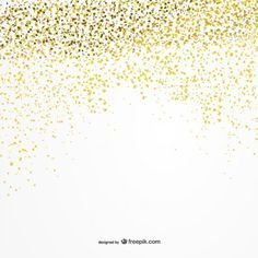 golden-confetti-background-free-vector.jpg (600×600 ...