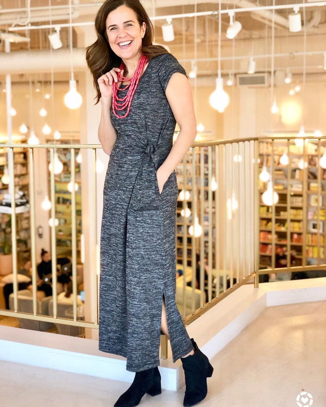 b4aec8a373c6b The Maxi Dress in 2019 | O, The Oprah Magazine Collection | Dresses ...