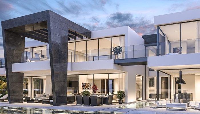 بالصور تصاميم فلل مودرن خارجي ة ولا أروع لمسات اونلاين Architecture Home Builders Melbourne Mid Terrace House