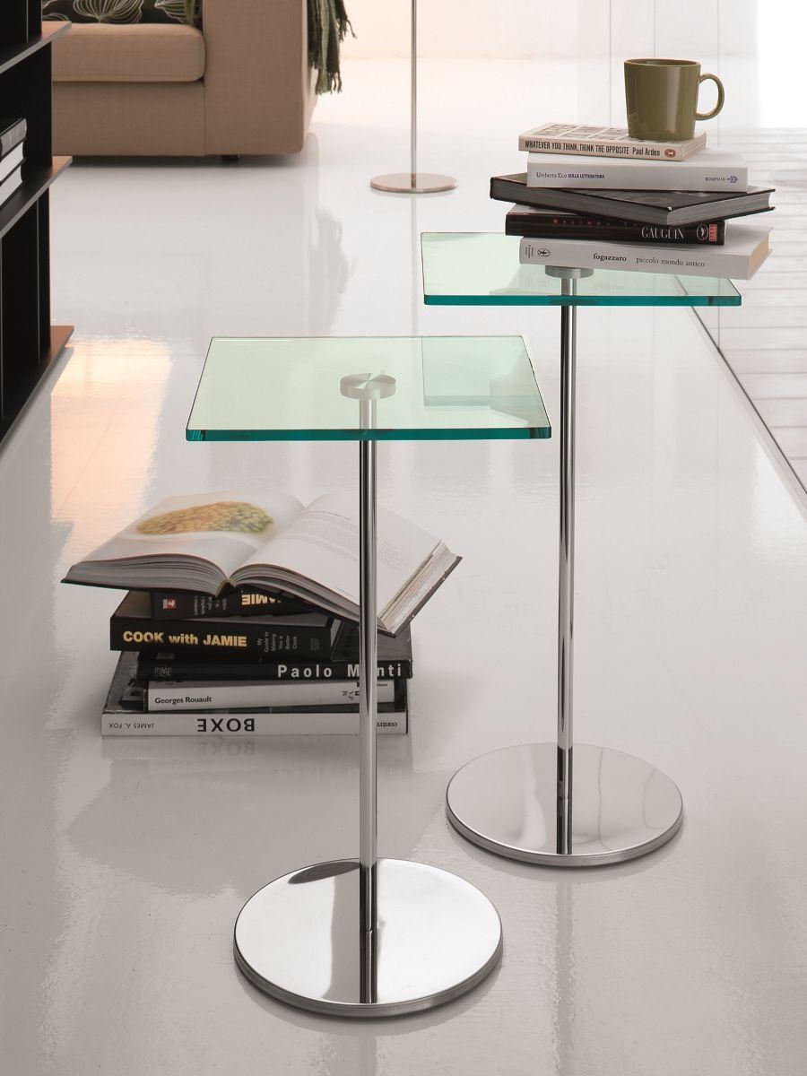Cattelan Italia Beistelltisch Gliss Glas Kaufen Im Borono Online Shop Beistelltisch Glas Beistelltisch Design Beistelltisch